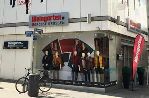 Weingarten   Onlineshop for Big Sizes   Onlineshop