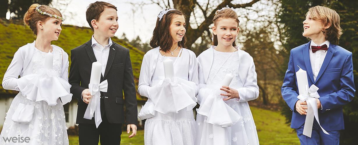 Festliche kleider zur kommunion